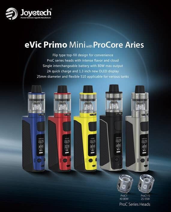 Joyetech eVic Primo Mini 1