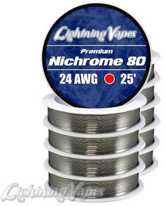LightningVapes Ni80 1