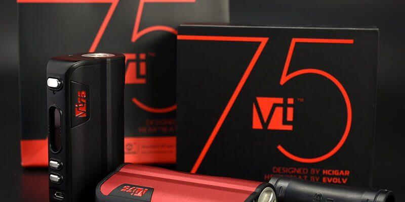 Hcigar Vt75 DNA75 主機